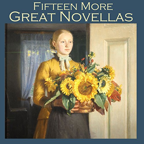 Fifteen More Great Novellas audiobook cover art