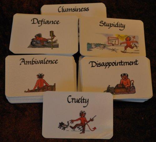 Pandora Cards, Tarotkarten