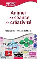 Animer une séance de créativité - Comment animer une réunion créative de Médéric Gillet