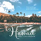 Hawaii Calendar 2022: Fantastic gift ideas for Yourself, Friends and Family with 12-month Mini Calendar 8.5x8.5 inches