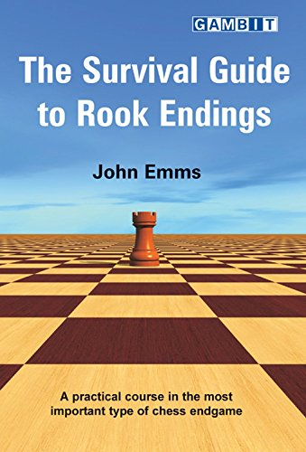 The Survival Guide to Rook Endings (English Edition)