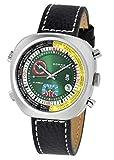 SORNA(ソルナ) 自動巻き腕時計(手巻き機能あり) T23766-GREEN 復刻モデル グリーン [並行輸入品]