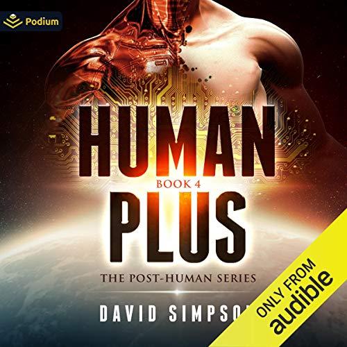 Human Plus Audiobook By David Simpson cover art