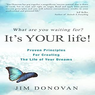 What Are You Waiting For?: It's YOUR Life audiobook cover art