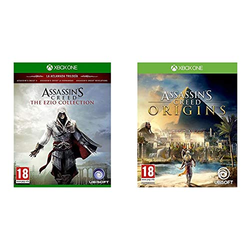 UBISOFT Assassin's Creed: The Ezio Collection - Xbox One + Assassin's Creed Origins