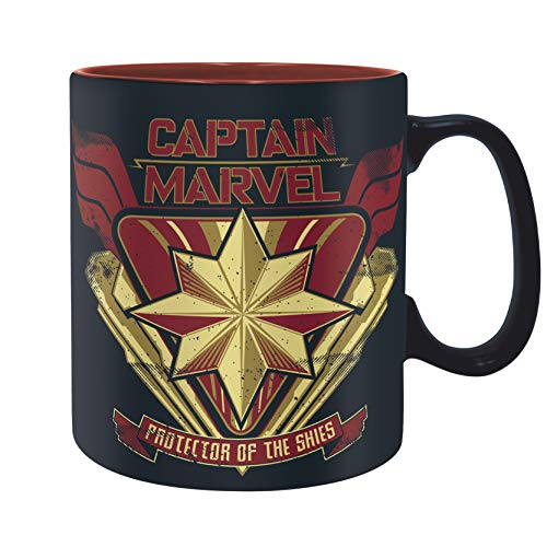 ABYstyle - Marvel - Captain Marvel - Taza - 320 ml –...