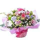 相武ガーデン 生花 店長おまかせ季節のフラワーアレンジメント 花ギフト フラワーギフト お祝い プレゼント 結婚記念日 誕生日 発表会 母の日 贈り物