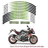 psler Moto Interno Cerchione Decalcomanie Adesivi Per Aprilia TUONO V4