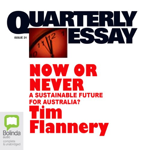 Quarterly Essay 31 cover art
