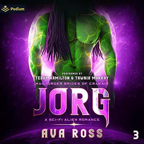 Jorg Audiobook By Ava Ross cover art