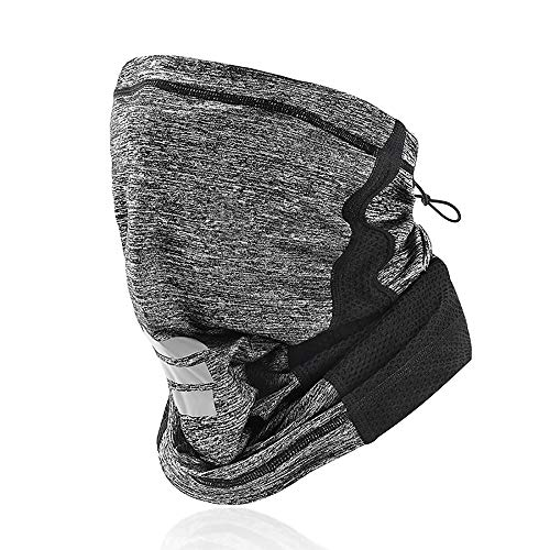Neck Gaiter, Bandana Face Mask, Scraf Face Mask Face Cover for Sports Yoga Running Cycling Hiking