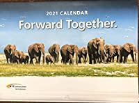 動物カレンダー 2021 Forward Together