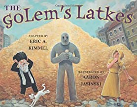 The Golem`s Latkes