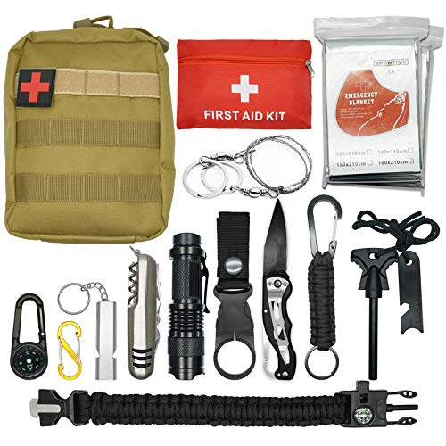 Abida -   Survival Kit, 15 in