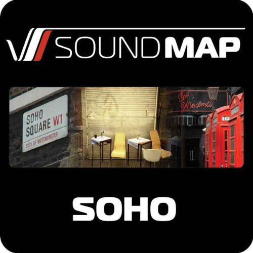 Soundmap Soho cover art