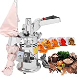 CGOLDENWALL DF-15 Hammer Mill Grinder Commercial Electric Herb...