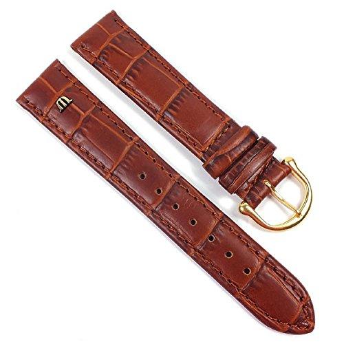 Maurice Lacroix ML-21607-14G - Correa para reloj, piel, color marrón