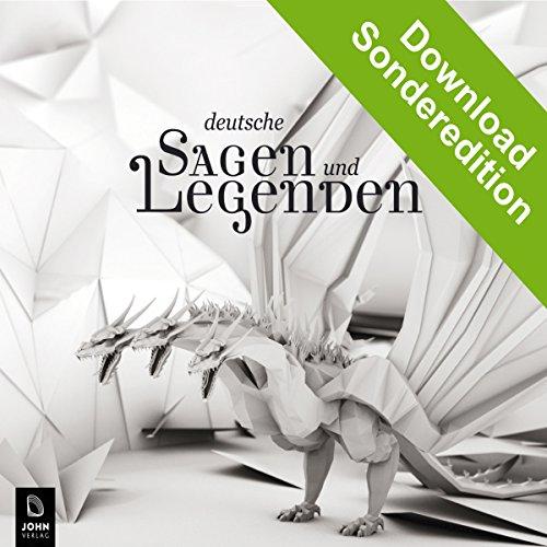 Deutsche Sagen und Legenden Titelbild