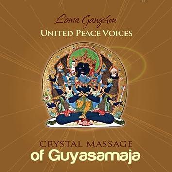 Crystal Massage of Guyasamaja