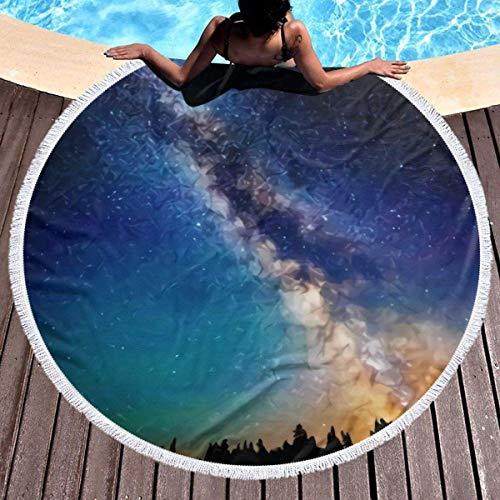 Wohnen Badausstattung Badtextilien Frottiertücher Strandtücher Dated Irregular Caveman Round Beach Towel Soft Microfiber Thick Large Tapestry Table Cloths Roundie Beach Blanket Throw Picnic Yoga Mat T