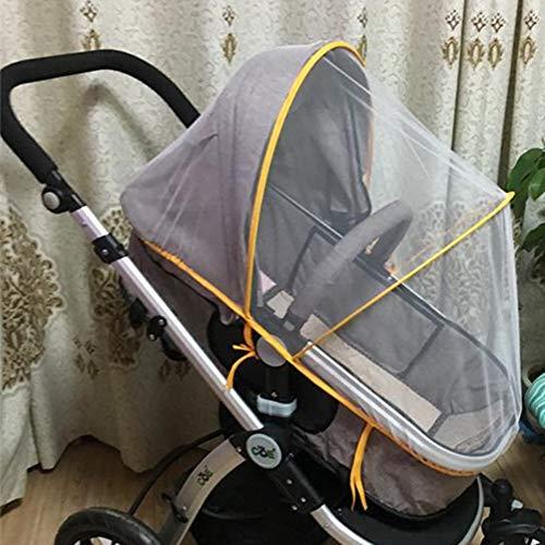 DishyKooker General Summer - Mosquitera con Soporte para Cochecito de bebé