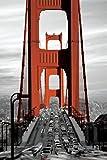 1art1 48760 Brücken - Golden Gate Bridge, San Francisco