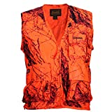 Gamehide Sneaker Big Game Vest Blaze Camo, Large