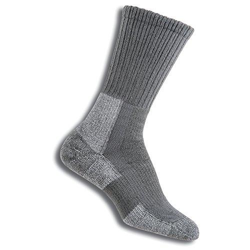 Thorlos Damen Socken Hiking Crew grau Cloudburst Grey Small