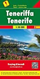 Tenerife, special places of excursion by Freytag-Berndt und Artaria(2009-10-09)