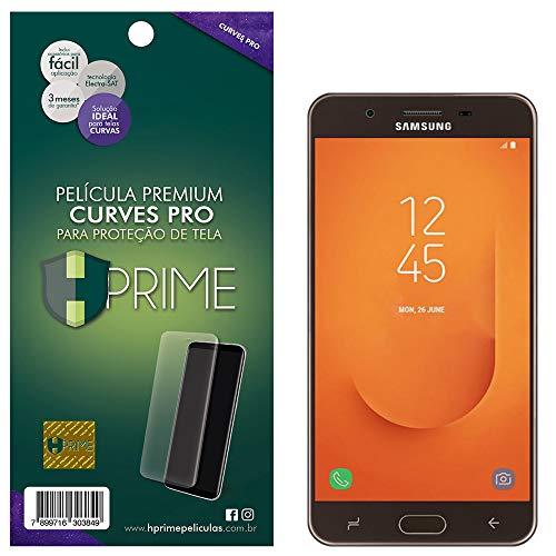 Pelicula Curves Pro para Samsung Galaxy J7 Prime 2, HPrime, Película Protetora de Tela para Celular, Transparente