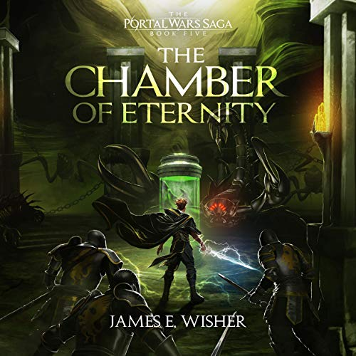 Couverture de The Chamber of Eternity