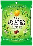 Lotte throat lozenge (bag) 110gX10 pieces