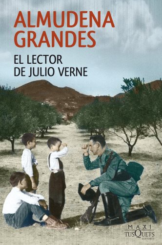 El lector de Julio Verne (MAXI)