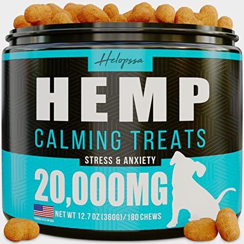 Hemp Calming Treats
