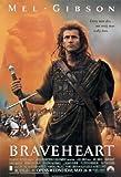 Braveheart - Póster de Mel Gibson Sophie Marceau Patrick McGoohan Catherine McCormack