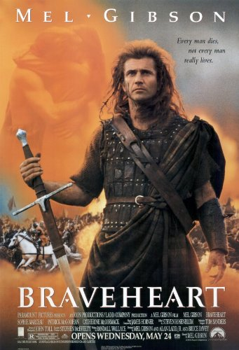 Braveheart Poster Movie 11x17 Mel Gibson Sophie Marceau Patrick McGoohan Catherine McCormack