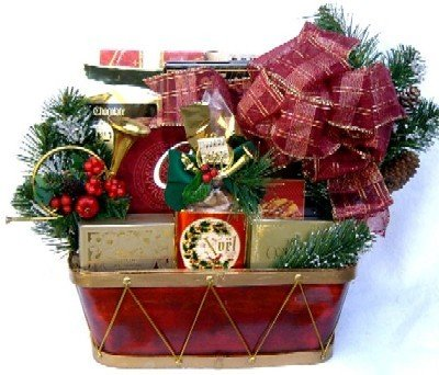 Spirit of Christmas Deluxe Holiday Gift Basket  sc 1 st  Amazon.com & German Gift Basket: Amazon.com
