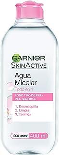 Garnier Skin Naturals Face Agua Micelar Desmaquillante para