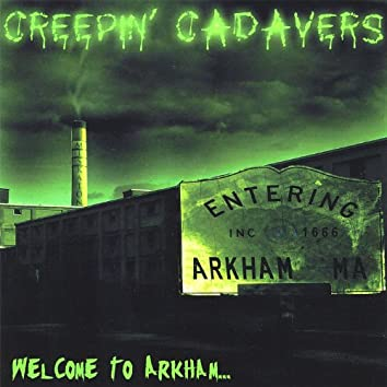 Welcome to Arkham...