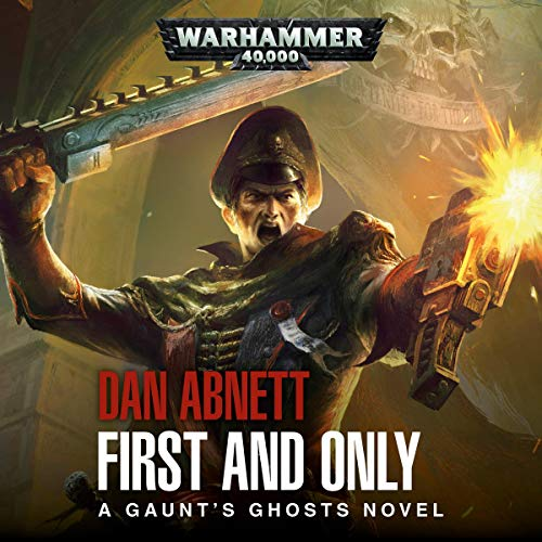 First and Only audiobook cover art