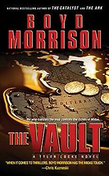 The Vault (Tyler Locke series Book 2) by [Boyd Morrison]