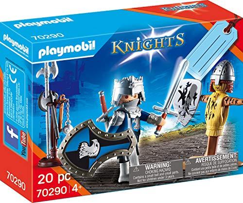 Playmobil Knights 70290 - Gift Set 'Cavalieri', dai 4 anni