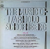 Vol. 2-Music of Arnold Schoenberg