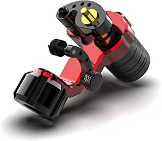 Dragonhawk Rotary Tattoo Machine 4mm Stroke RCA connector for liner and shader