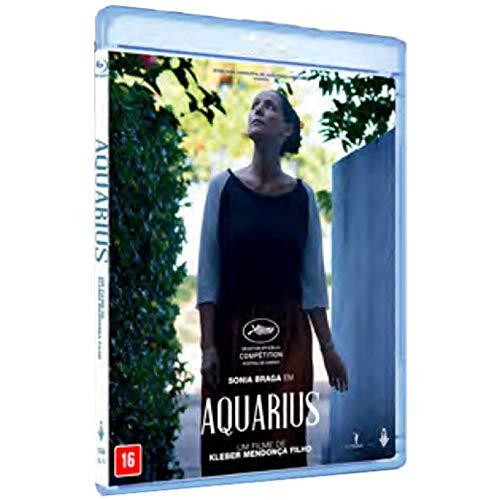 Aquarius ( Filmes do Brasil ) Blu-ray