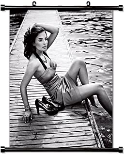 Alyssa Miller Model Wall Scroll Poster (32x40) Inches