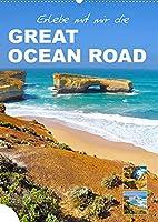 Erlebe mit mir die Great Ocean Road (Wandkalender 2022 DIN A2 hoch): Eine der schoensten Strassen der Welt. (Monatskalender, 14 Seiten )