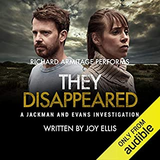 They Disappeared cover art