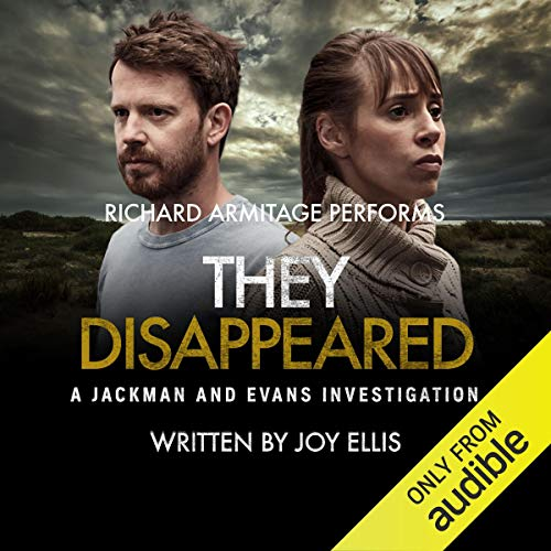 They Disappeared: Jackman & Evans, Book 7