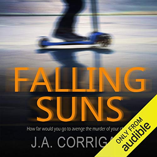 Couverture de Falling Suns